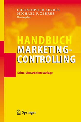 Handbuch Marketing-Controlling: Christopher Zerres