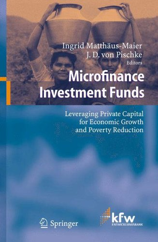 9783540280705: Microfinance Investment Funds: Leveraging Private Capital for Economic Growth and Poverty Reduction