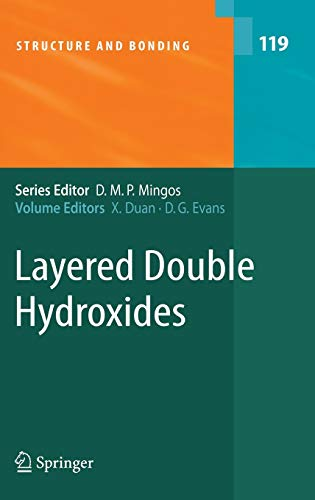 9783540282792: Layered Double Hydroxides (Structure and Bonding)