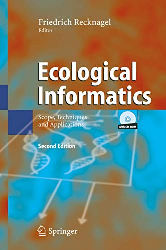 9783540283836: Ecological Informatics: Scope, Techniques and Applications