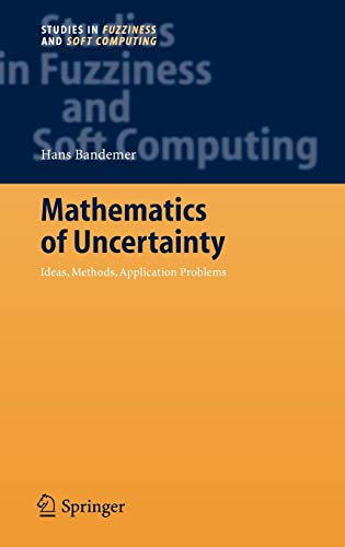 9783540284574: Mathematics of Uncertainty: Ideas, Methods, Application Problems (Studies in Fuzziness and Soft Computing)