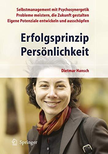 9783540284659: Erfolgsprinzip Persönlichkeit (German Edition)