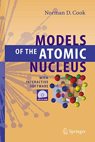9783540285694: Models of the Atomic Nucleus: With Interactive Software