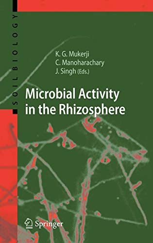 9783540291824: Microbial Activity in the Rhizosphere (Soil Biology)