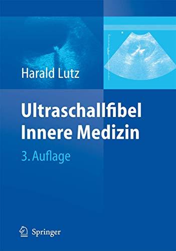9783540293200: Ultraschallfibel Innere Medizin