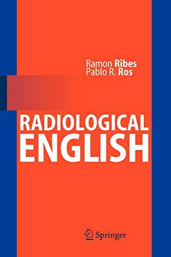 9783540293286: Radiological English