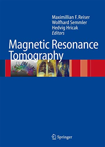 9783540293545: Magnetic Resonance Tomography