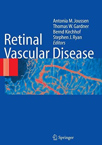 9783540295419: Retinal Vascular Disease