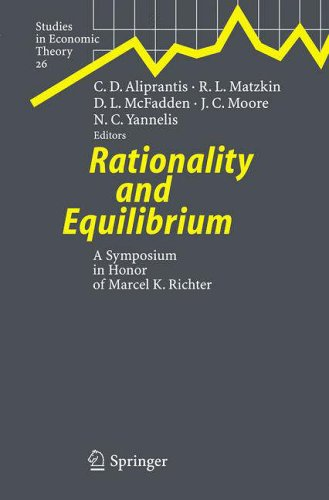 Rationality and Equilibrium: Charalambos D. Aliprantis