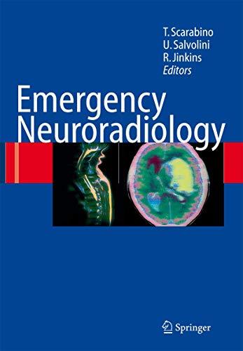 9783540296263: Emergency Neuroradiology