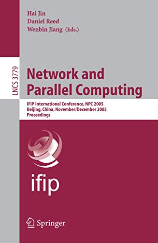 Network and Parallel Computing : IFIP International: Hai Jin; Daniel