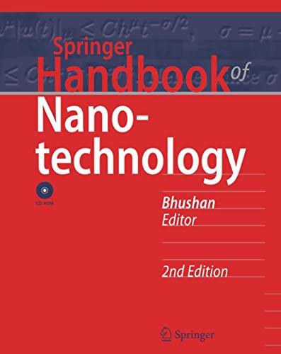 9783540298557: Springer Handbook of Nanotechnology
