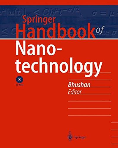 9783540298571: Springer Handbook of Nanotechnology