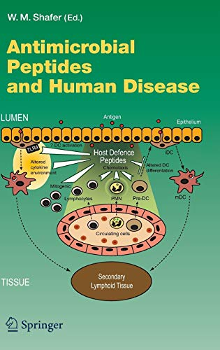 9783540299158: Antimicrobial Peptides and Human Disease (Current Topics in Microbiology and Immunology)