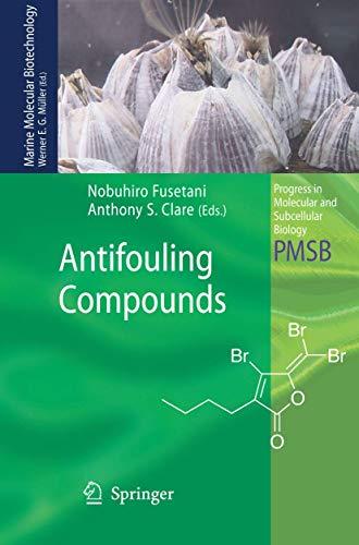 Antifouling Compounds: Werner E. G. Müller