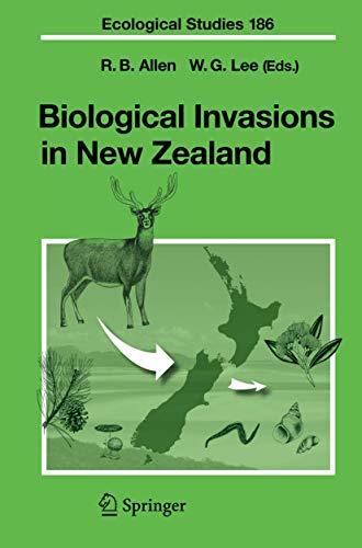 Biological Invasions in New Zealand: Robert B. Allen