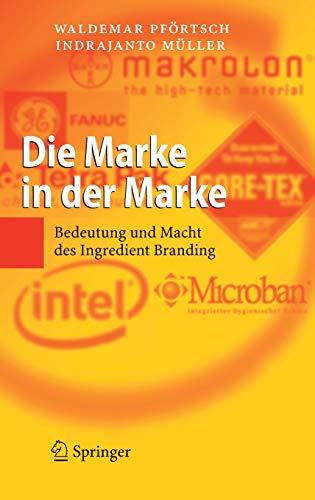 Die Marke in der Marke: Waldemar Pförtsch