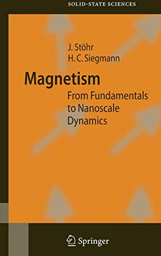 9783540302827: Magnetism: From Fundamentals to Nanoscale Dynamics (Springer Series in Solid-State Sciences)