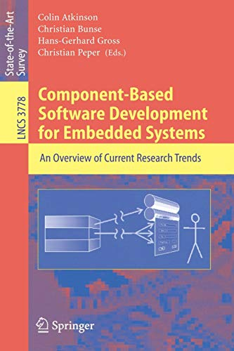 Component-Based Software Development for Embedded Systems: An Overview of Current Research Trends (...