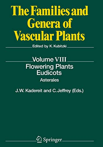 9783540310501: Flowering Plants. Eudicots: Asterales (The Families and Genera of Vascular Plants)
