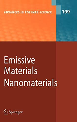 Emissive Materials - Nanomaterials: Karel Dus¿ek