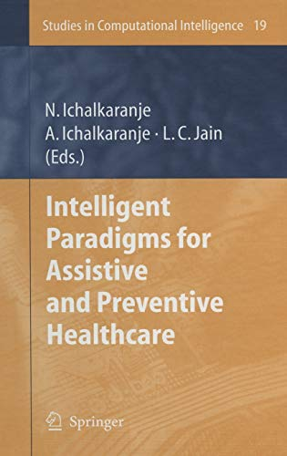 9783540317623: Intelligent Paradigms for Assistive and Preventive Healthcare (Studies in Computational Intelligence)