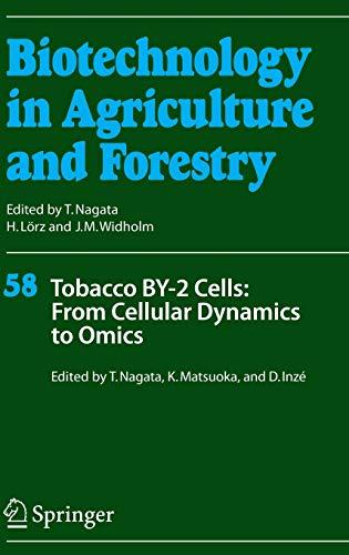 Tobacco BY-2 Cells: Toshiyuki Nagata