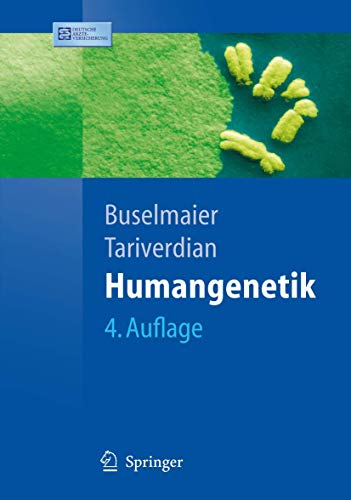 9783540326779: Humangenetik (Springer-Lehrbuch) (German Edition)