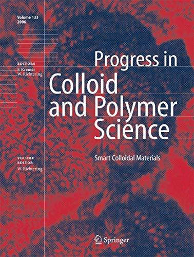 Smart Colloidal Materials: Richtering, Walter (Editor)