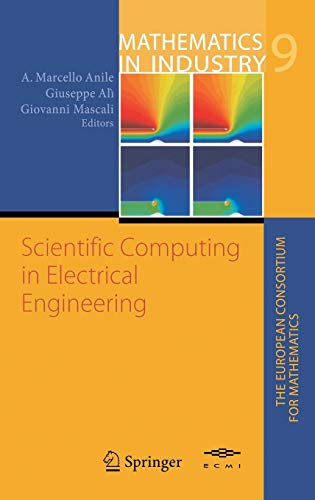 9783540328612: Scientific Computing in Electrical Engineering (Mathematics in Industry)