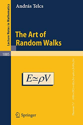 9783540330271: The Art of Random Walks (Lecture Notes in Mathematics)