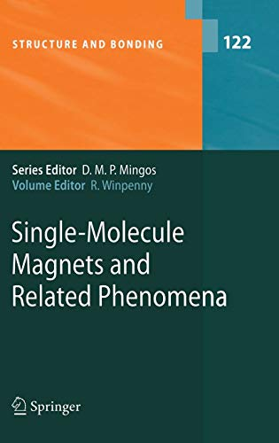 9783540332398: Single-Molecule Magnets and Related Phenomena (Structure and Bonding)