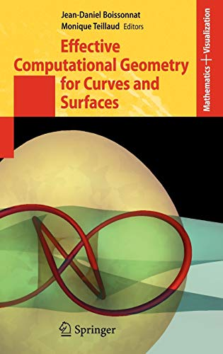 9783540332589: Effective Computational Geometry for Curves and Surfaces (Mathematics and Visualization)