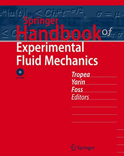 9783540335825: Springer Handbook of Experimental Fluid Mechanics