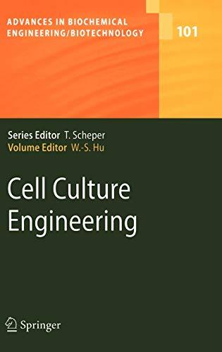 Cell Culture Engineering: Wei-Shu Hu