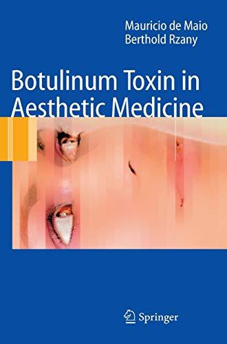 9783540340942: Botulinum Toxin in Aesthetic Medicine