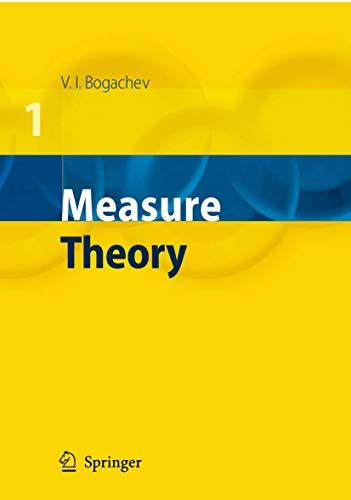9783540345138: Measure Theory