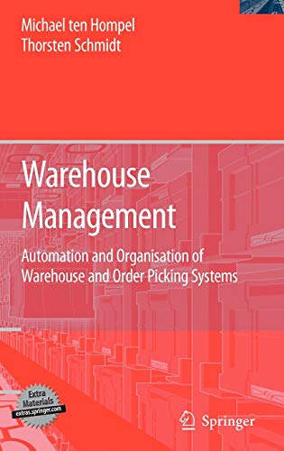 9783540352181: Warehouse Management: Automation and Organisation of Warehouse and Order Picking Systems (Intralogistik)