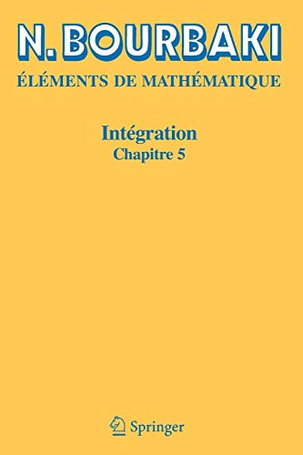 9783540353331: Intégration: Chapitre 5 (French Edition)