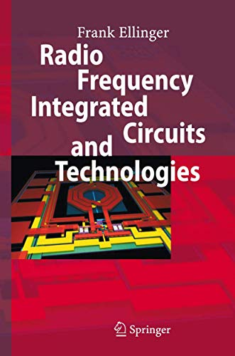 9783540357889: Radio Frequency Integrated Circuits and Technologies