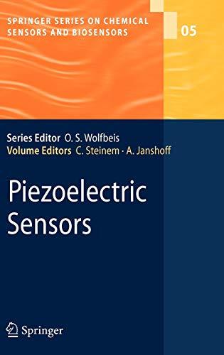 9783540365679: Piezoelectric Sensors (Springer Series on Chemical Sensors and Biosensors)