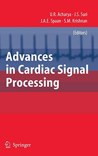 9783540366744: Advances in Cardiac Signal Processing
