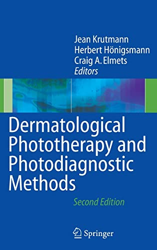 9783540366928: Dermatological Phototherapy and Photodiagnostic Methods