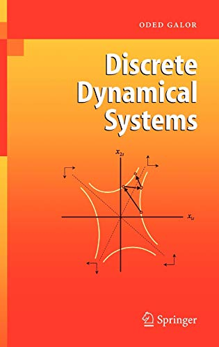 9783540367758: Discrete Dynamical Systems