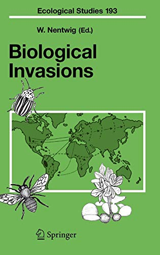 9783540369196: Biological Invasions (Ecological Studies)