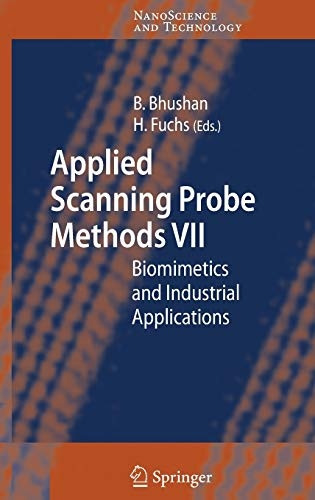 Applied Scanning Probe Methods VII: Bharat Bhushan