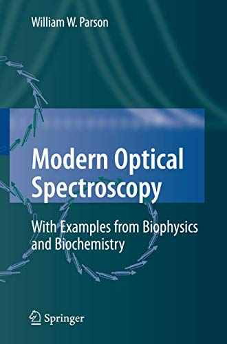 9783540375357: Modern Optical Spectroscopy