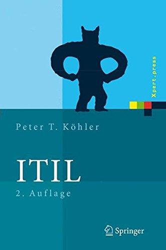 9783540379508: ITIL: Das IT-Servicemanagement Framework (Xpert.press) (German Edition)