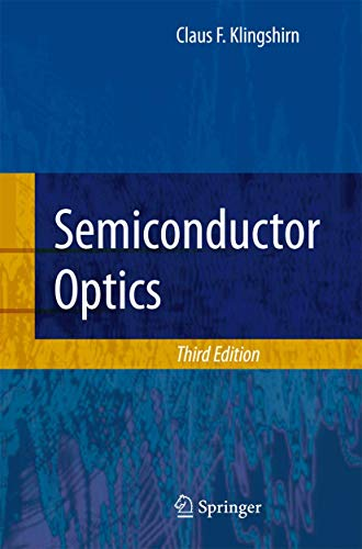 9783540383451: Semiconductor Optics
