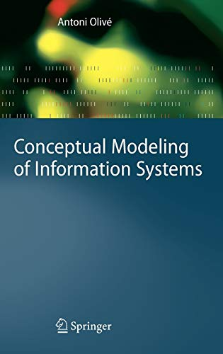9783540393894: Conceptual Modeling of Information Systems